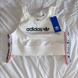 Adidas Kylie Jenner crop top